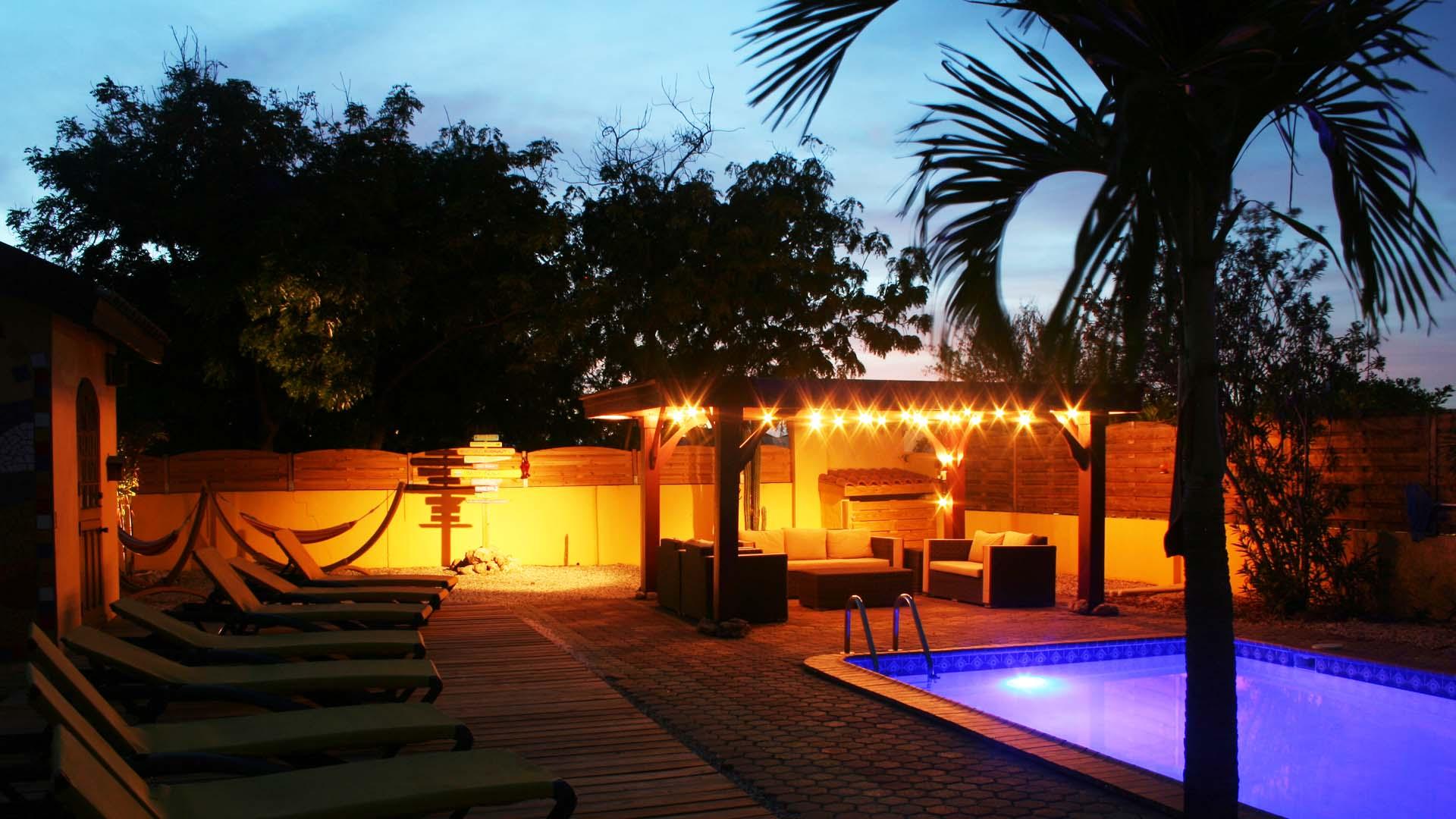 Holiday Rental Aruba: bon bini na Casa Galpy